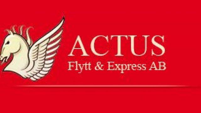ACTUS Flytt & Express AB
