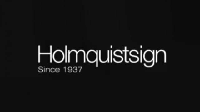 Holmquistsign Sweden